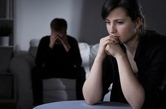 Причина разводов— результаты исследования