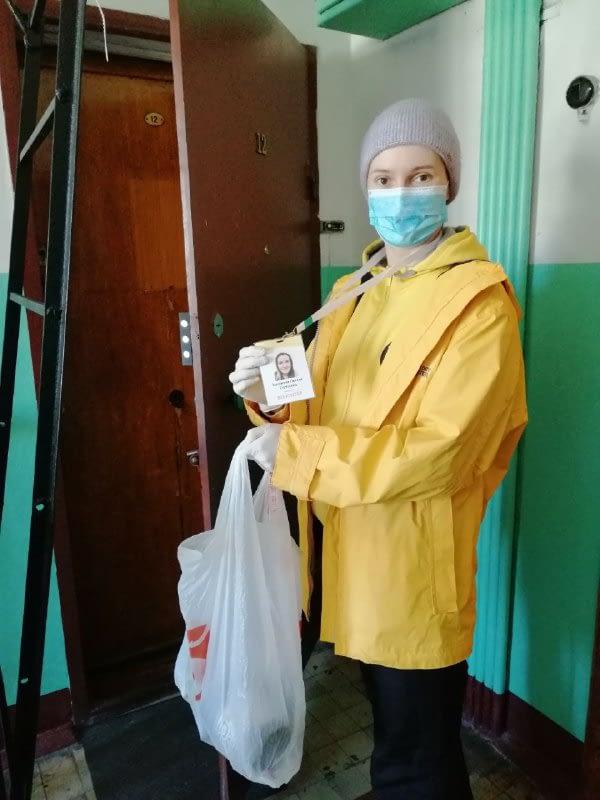 Саентологи-волонтёры помогают в борьбе с коронавирусом