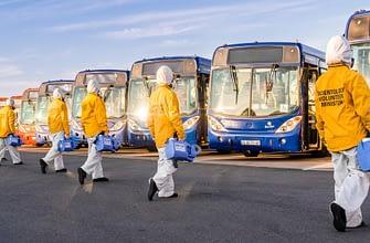 Борьба с пандемией в ЮАР— часть2 <br>Справиться с очагом распространения инфекции