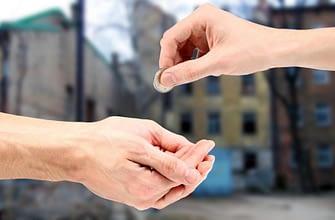 Благотворительность — добро или зло?
