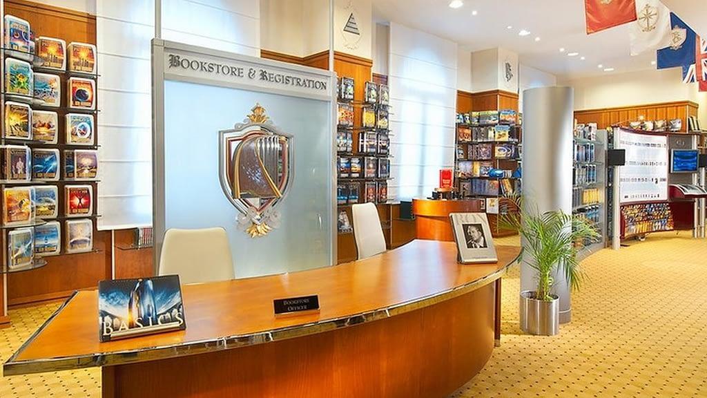 Книжный магазин организации
