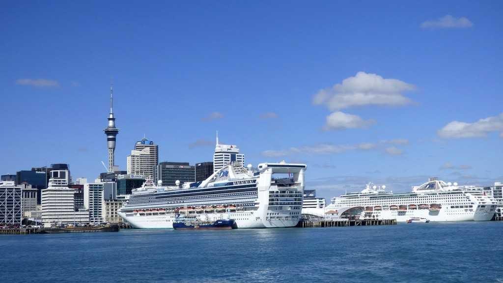 Саентология в Новой Зеландии