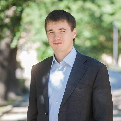 Адвокат по делу пятерых саентологов - Евгений Смирнов