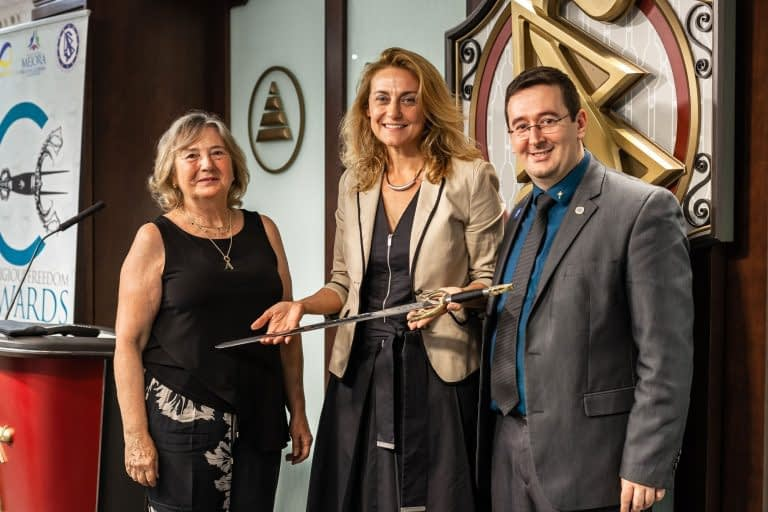Лауреаты награды «За свободу вероисповедания» 2018 года