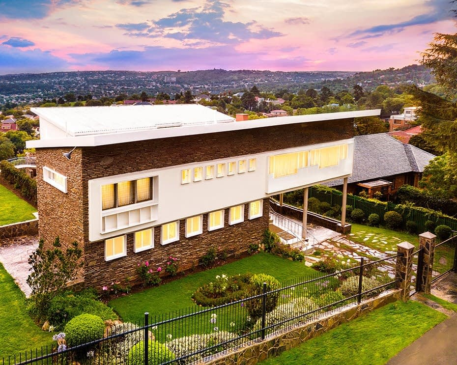 Дом Л. Рона Хаббарда в Йоханнесбурге