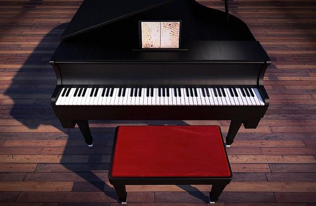 Музыкальный совет, или Жизнь чёрно-белых клавиш