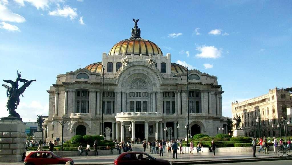 Виды Мехико