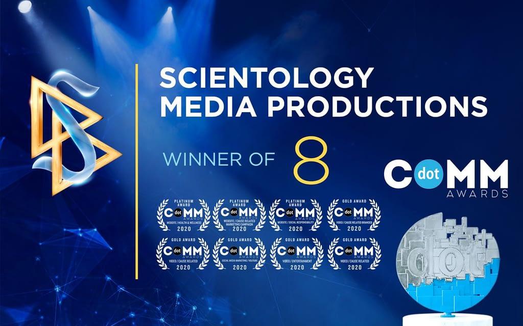 Саентологический телеканал отмечен новыми международными наградами