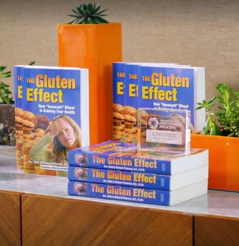 Книга «Эффект глютена»