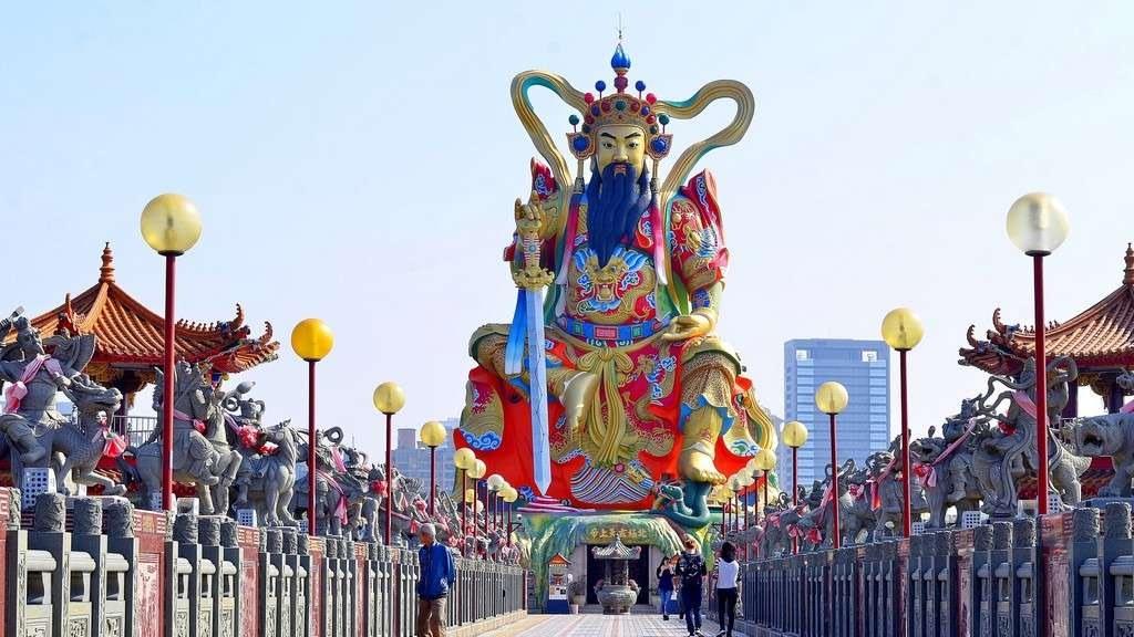 Саентология на Тайване