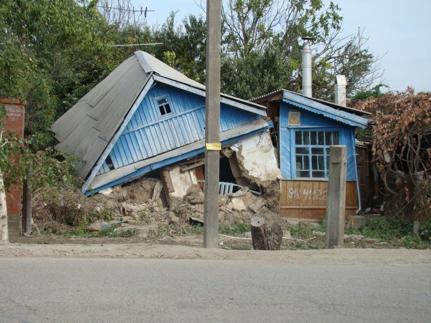 Крымск, 2012